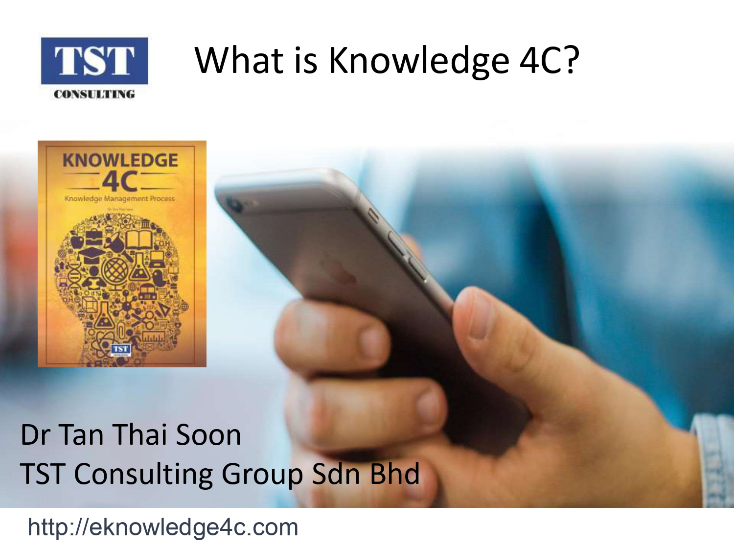 Course Image What is Knowledge 4C? (Free video & power point)